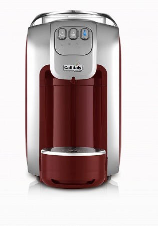 Кофемашина Caffitaly Murex S07 red/silver